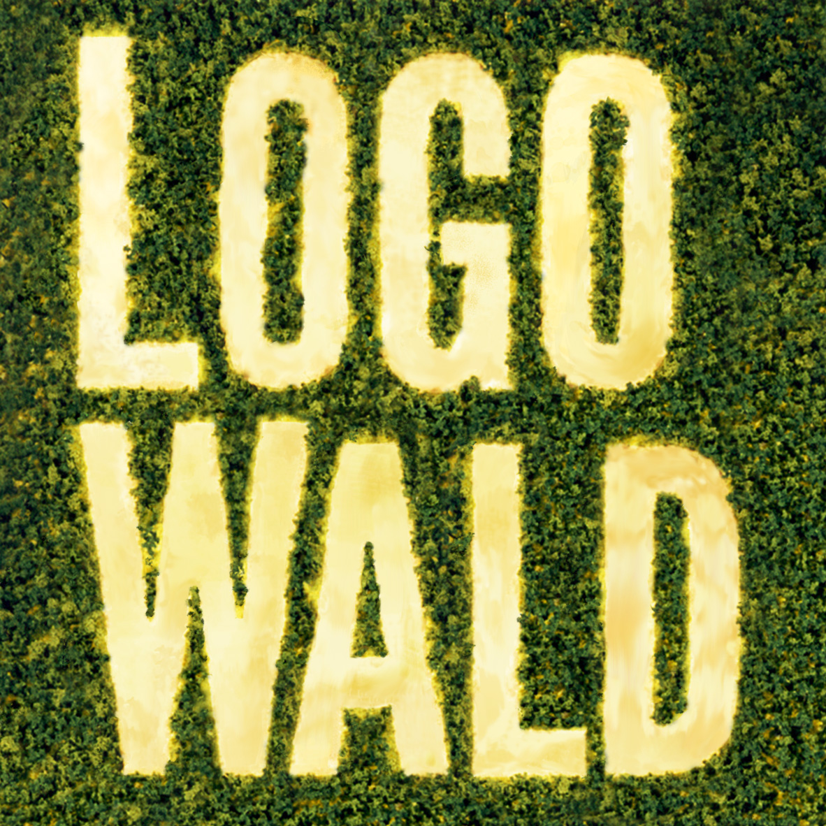 LogoWald Aufforstung Nachhaltigkeit CO2-Kompensation