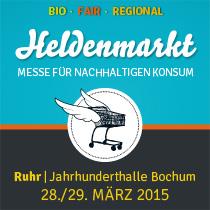 Heldenmarkt Bochum Logo