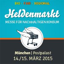 Heldenmarkt Munchen Logo