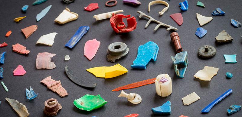 plastik vermeiden nachhaltigkeit muell