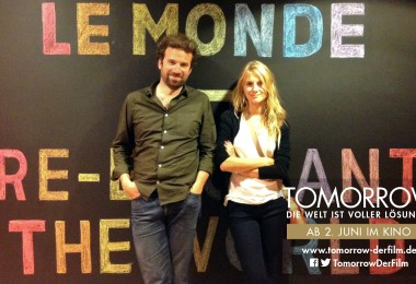 tomorrow_der Film interview melanie laurent cyril dion