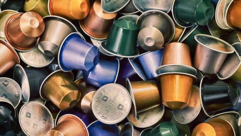 Kaffeekapseln Müll Umwelt Nachhaltigkeit